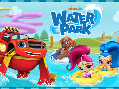 Nick Jr- Waterpark