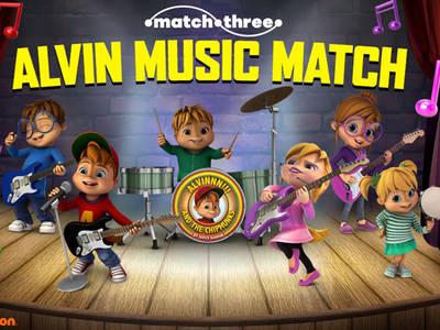 Alvin Music Match