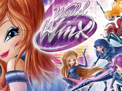 Ο κόσμος των Winx