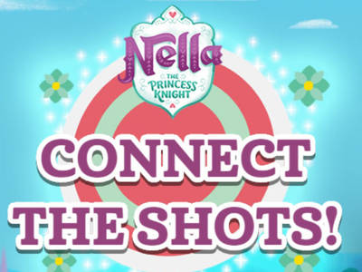 Nella The Princess Knight- Connect the Shots