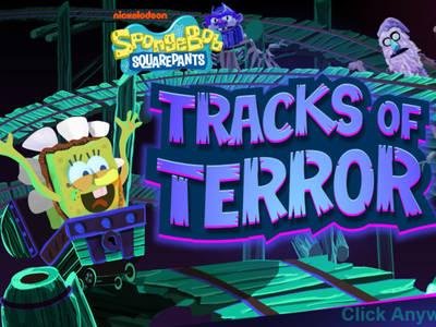 Μπομπ Σφουγγαράκης: Tracks of Terror