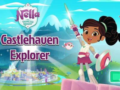 Νέλλα η Πριγκίπισσα Ιππότης - Castlehaven Explorer