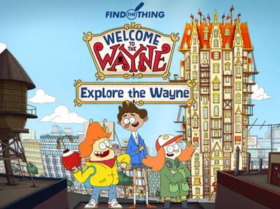 Explore the Wayne