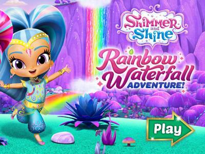 Σίμερ & Σάιν: Rainbow Waterfall Adventure