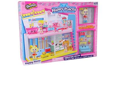 Ήρθαν τα Happy Places Κουκλοσπιτάκια των Shopkins!