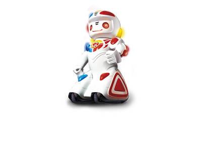 Emiglio το ρομπότ!