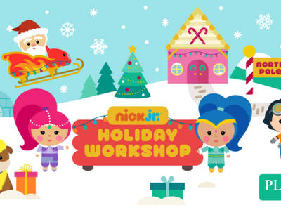 Nick Jr: Holiday Workshop