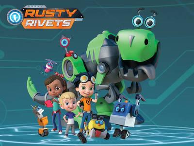 Rusty Rivets - S01E01