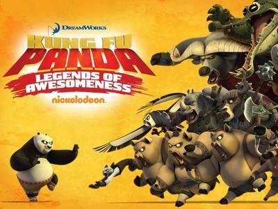 Kung Fu Panda S01E25