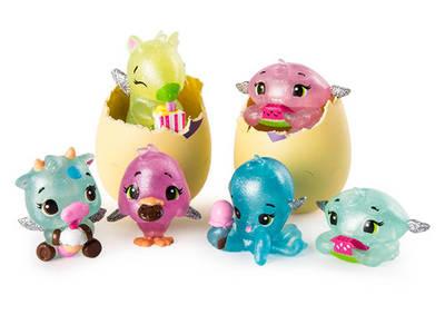 Hatchimals Συλλεκτικά: Ποιο θα βγει από το δικό σου αβγό;