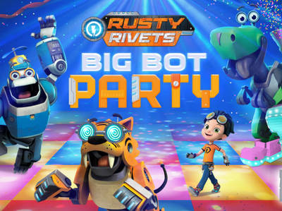 Rusty Rivets - Big Boy Party