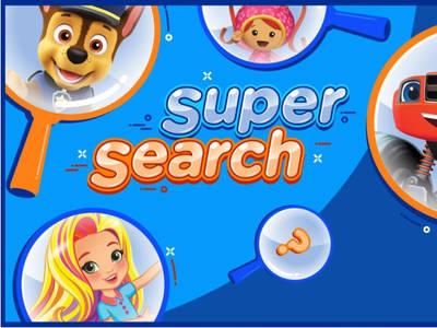 Nick Jr - Super Search