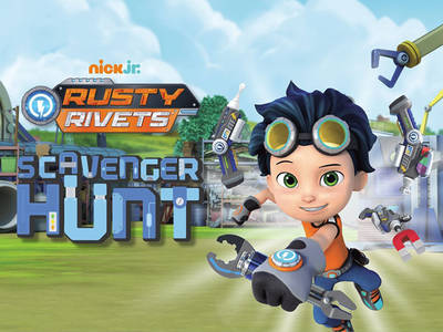 Rusty Rivets - Scavenger Hunt