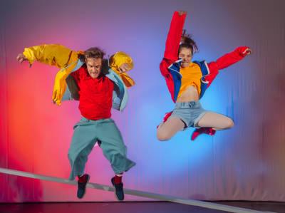 Κέρδισε προσκλήσεις για την παράσταση ''Η τραμπάλα'' στο ΜΙΚΡΟ ΕΘΝΙΚΟ
