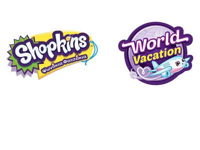 Τα Shopkins ταξιδεύουν στην Αμερική!