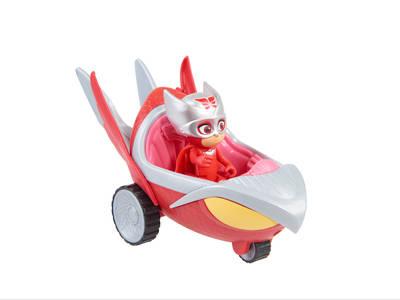 Πιτζαμοήρωες στα Turbo Blast οχήματα!