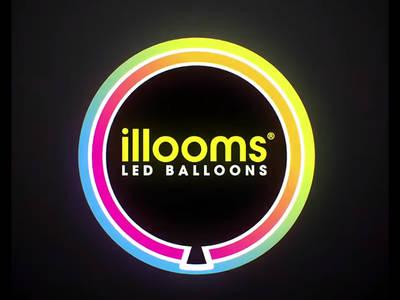 Κάθε στιγμή γιορτή με φωτεινά μπαλόνια illooms!