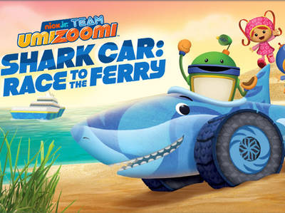 Team Umizoomi: Shark Car: Race to the Ferry