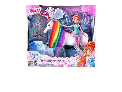 Bloom Fairy Diary και μονόκερος Έλας!