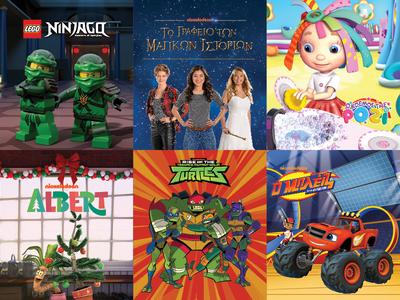 Νέες σειρές και καινούρια επεισόδια έρχονται το Δεκέμβριο στο Nickelodeon