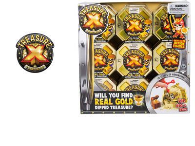 Treasure-X: Το κυνήγι του θησαυρού ξεκινά!