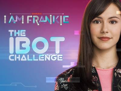 I am Frankie- The Bot Challenge