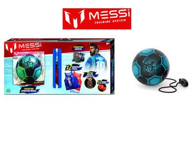 Προπονήσου και γίνε σαν τον καλύτερο με τη Λαμπάδα Messi!
