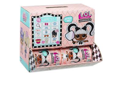 Νέες κουκλίτσες L.O.L. Surprise Hairgoals!