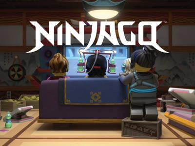 Lego Ninjago Reboot