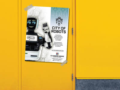 City of Robots   Η μεγαλύτερη έκθεση ρομποτικής στον Ελληνικό Κόσμο