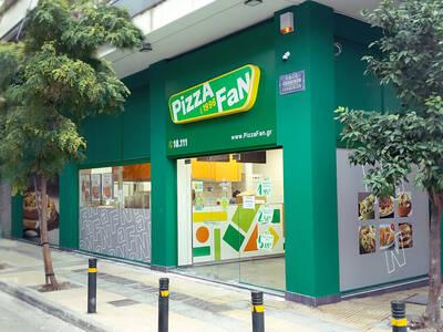 Νέο κατάστημα Pizza Fan στον Κολωνό!