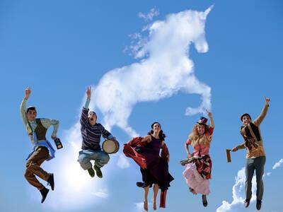 Πιστεύω  στους μονόκερους | Live steaming από την Κεντρική Σκηνή του Εθνικού Θεάτρου