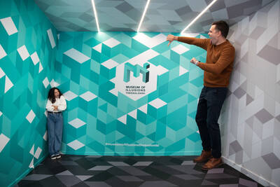 Άνοιξαν τα Museum of Illusions σε Αθήνα και Θεσσαλονίκη!