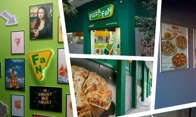 Pizza Fan rebranding – Νέα εικόνα, νέα εμπειρία
