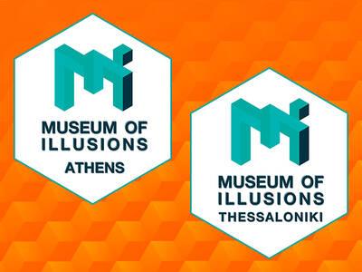 Museum of Illusions - Αποκλειστική προσφορά!