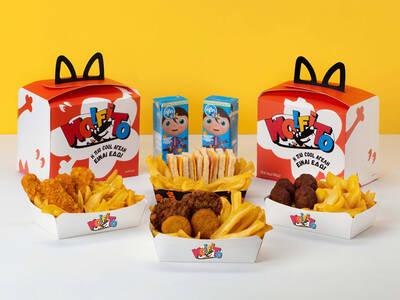 WOLFITO, ΤΟ ΝΕΟ ΠΑΙΔΙΚΟ ΜΕΝΟΥ ΤΟΥ The Big Bad Wolf – Souvlaki & Burger Bar