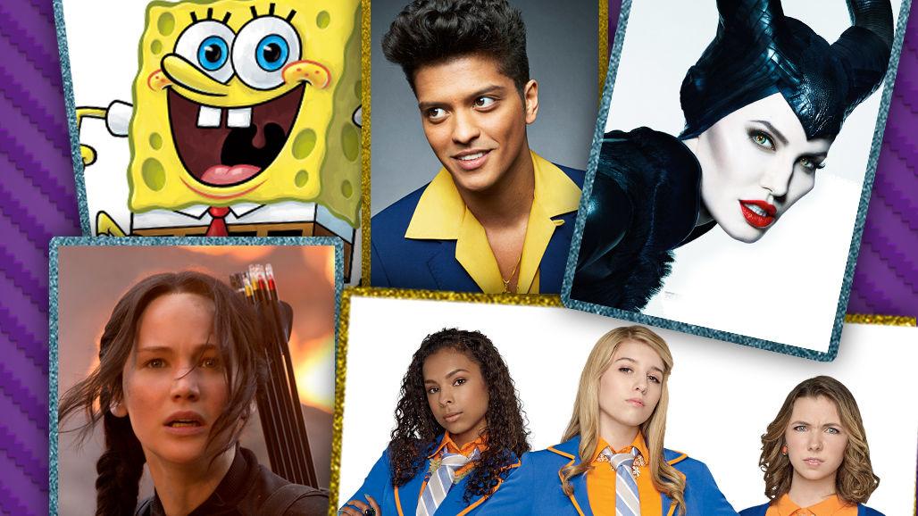 Kids` Choice Awards 2015: Ψήφισε τώρα τους αγαπημένους σου καλλιτέχνες!