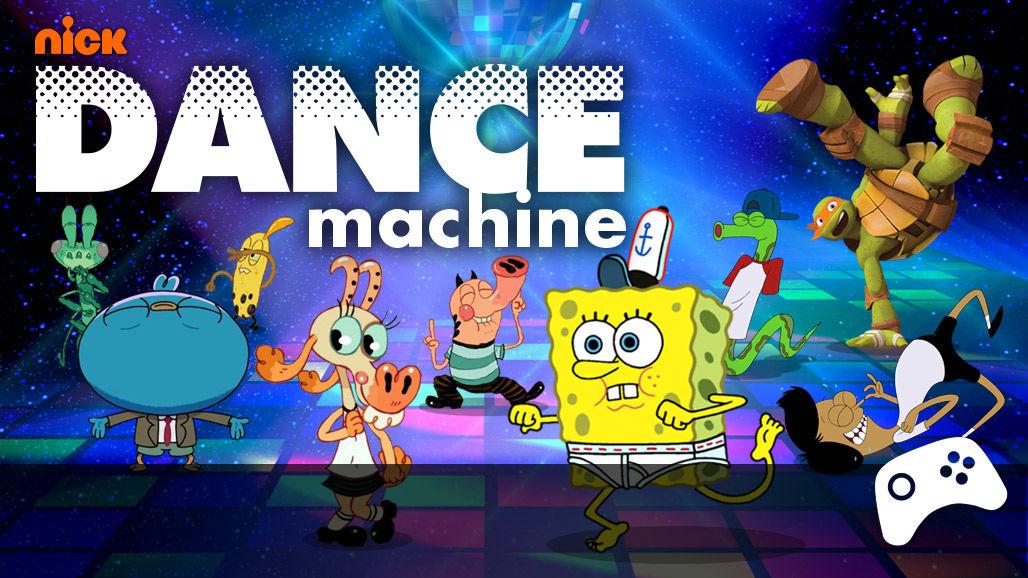Nick Dance Machine