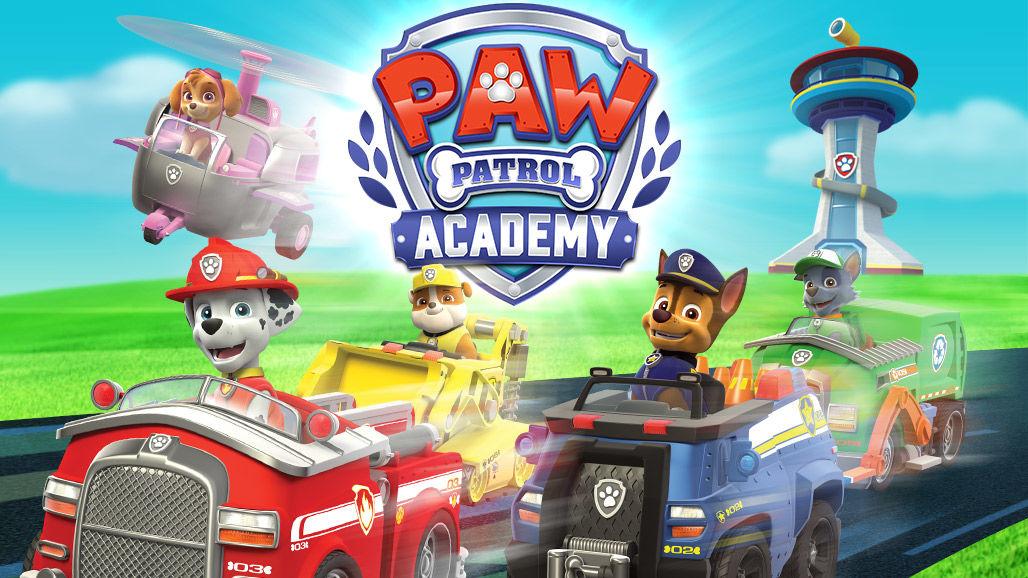 Paw Patrol - Academy