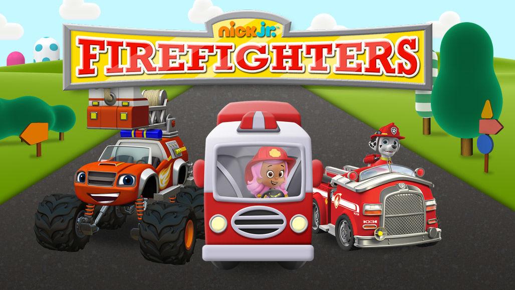 Nick Jr - Firefighter