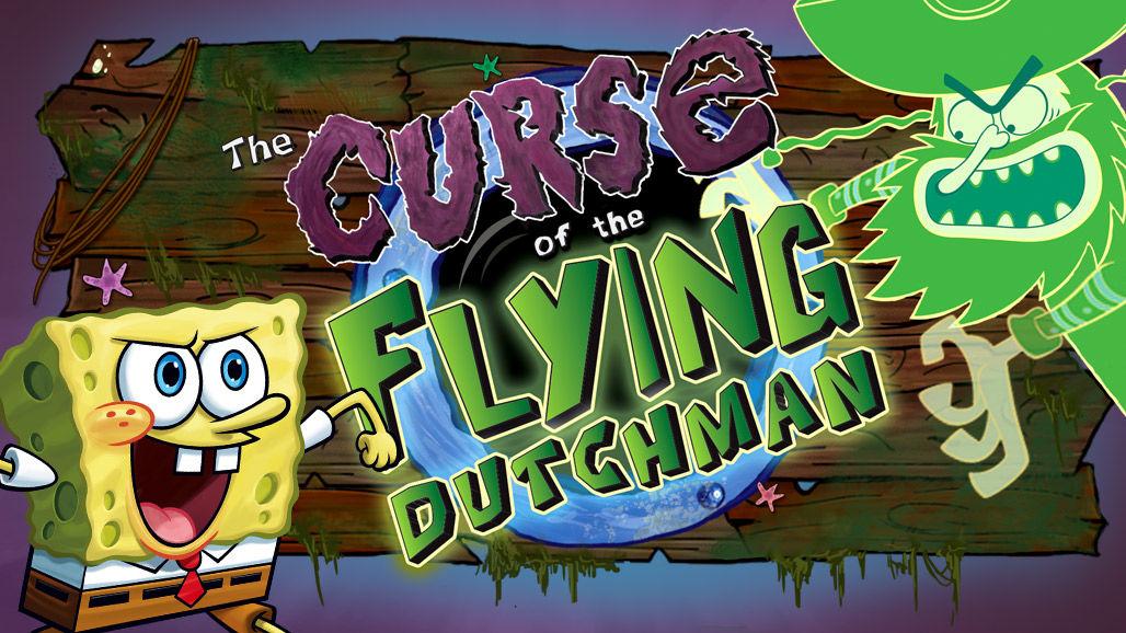 Μπομπ Σφουγγαράκης - Questpants Part 3: The Curse of the Flying Dutchman