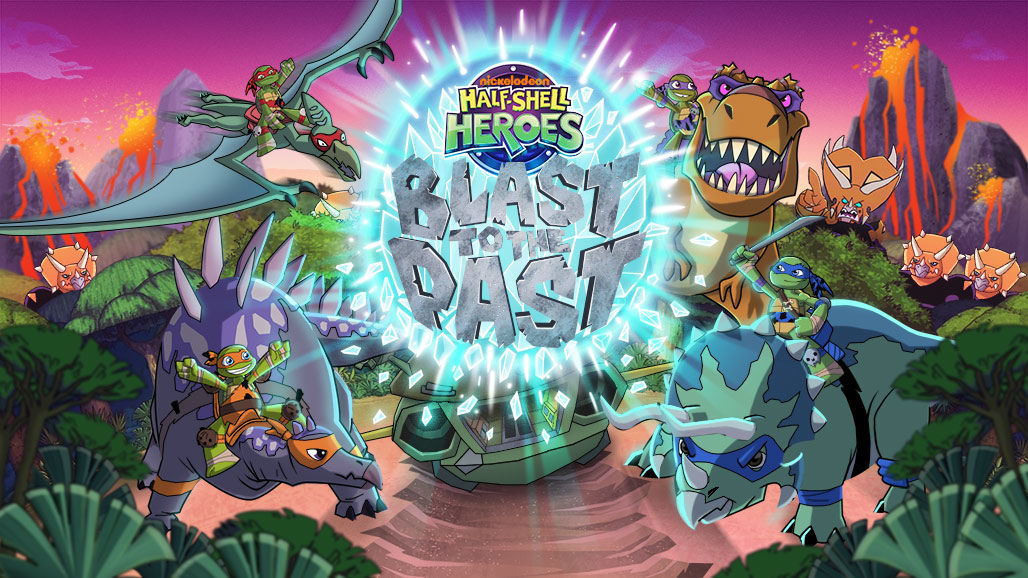 Teenage Mutant Ninja Turtles - Blast To The Past