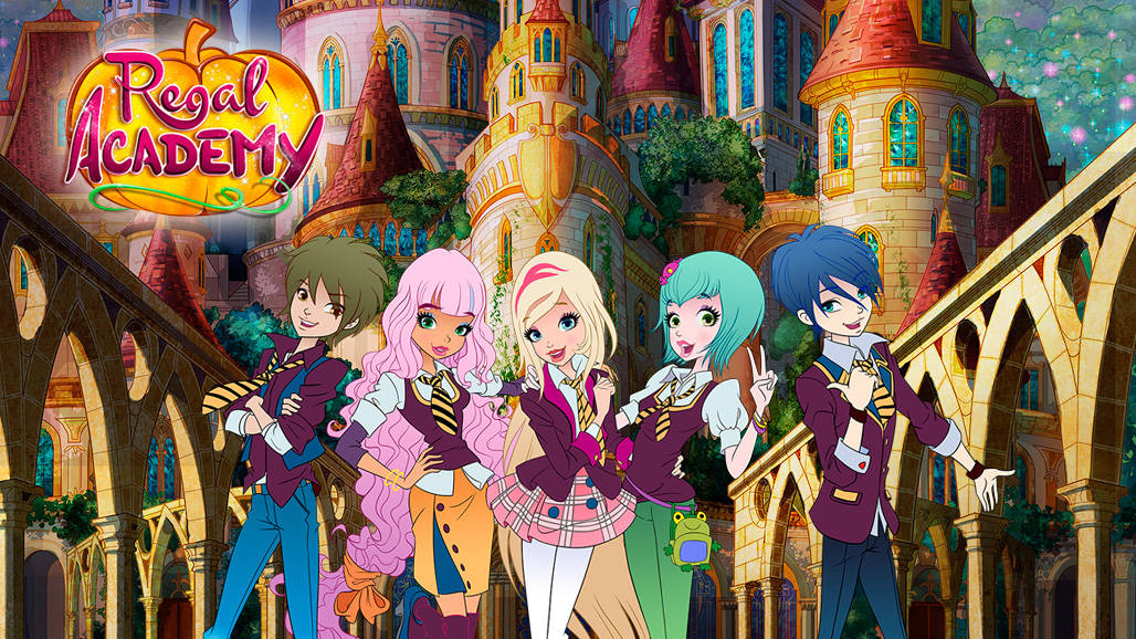 ΝΕΑ ΣΕΙΡΑ: Regal Academy, έρχεται από 3 Οκτωβρίου μόνο στο Nickelodeon!