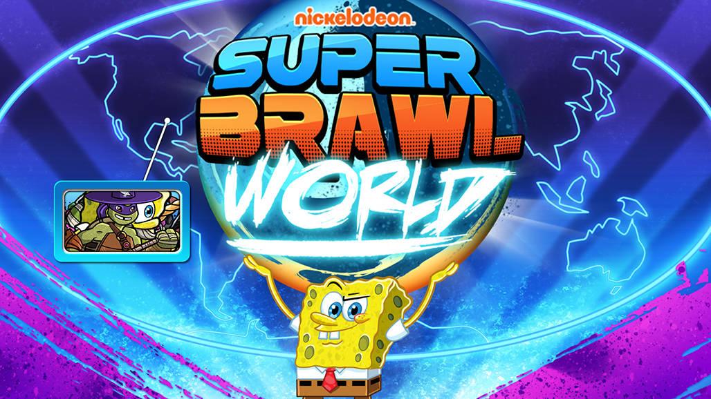 Super Brawl World!
