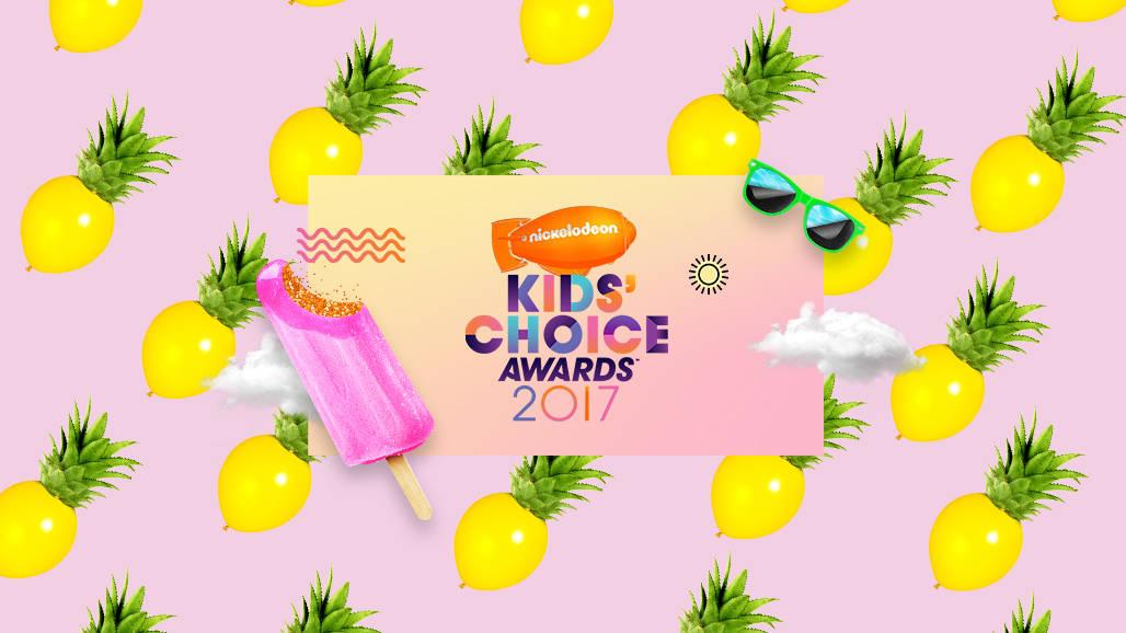 2017 Kids' Choice Awards: Η ψηφοφορία έχει αρχίσει!