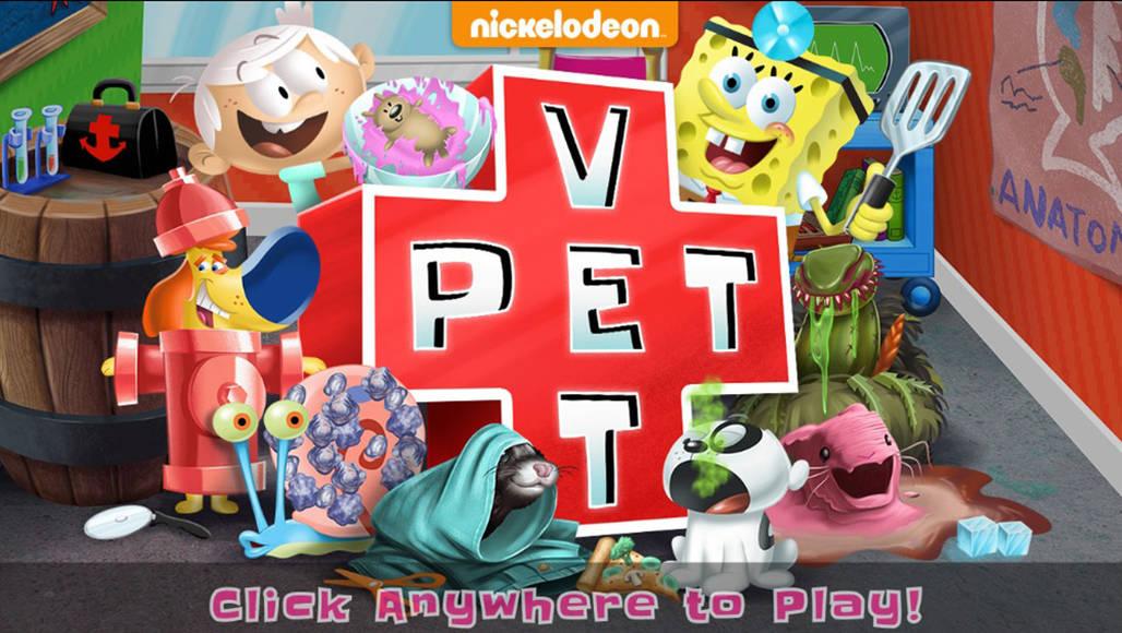 Nickelodeon - Pet Vet