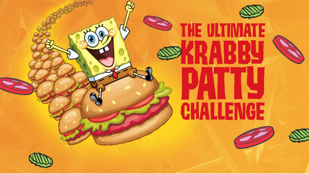 Μπομπ Σφουγγαράκης - The Ultimate Krabby Patty Challenge