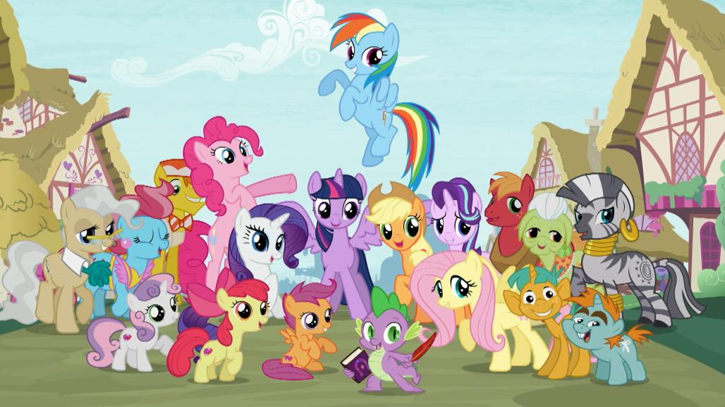 ''Μικρό μου Πόνυ: Η φιλία είναι μαγική'' ο 6ος κύκλος - Μη χάσεις τα νέα επεισόδια