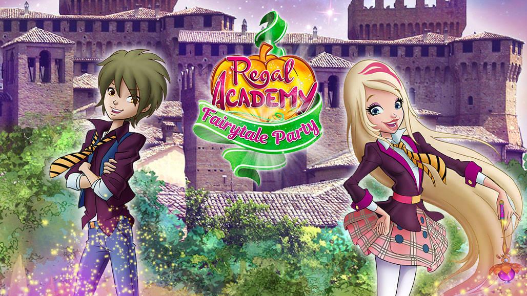 Κέρδισε ένα οικογενειακό ταξίδι στον παραμυθένιο κόσμο του Regal Academy στην Ιταλία!