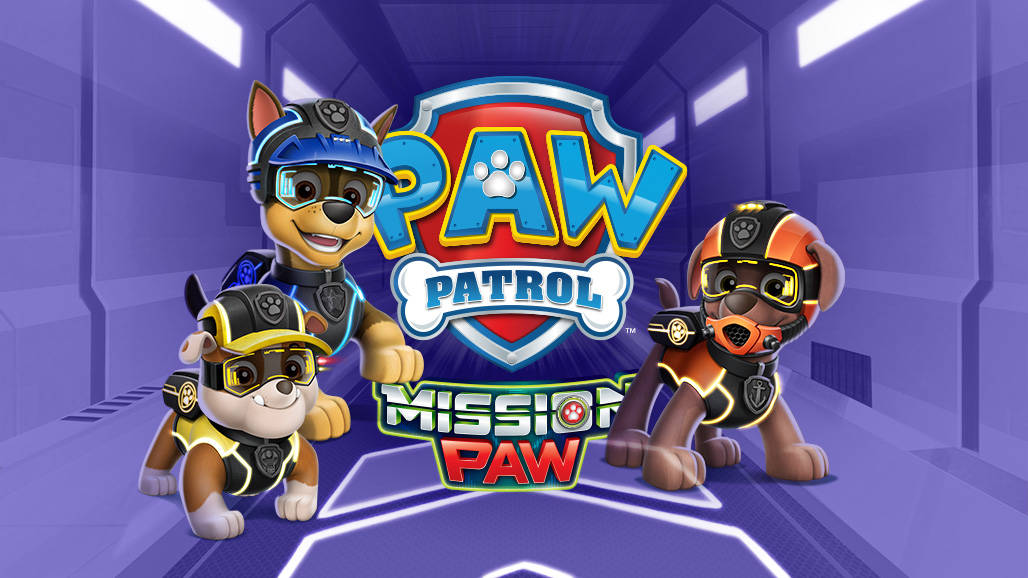 Paw Patrol - Αποστολή Paw